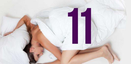 ¿Cómo disfrutar de un sueño reparador? 11 Consejos que debes conocer