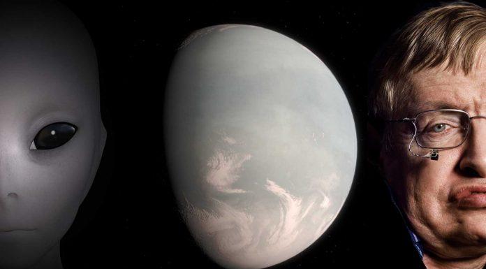 Stephen Hawking sabe dónde buscar vida extraterrestre pero NO lo recomienda