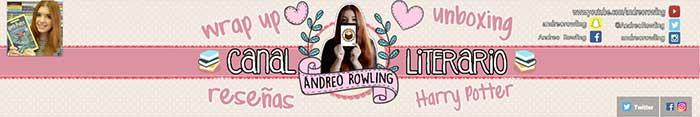 Canales de éxito en YouTube Andreo Rowling