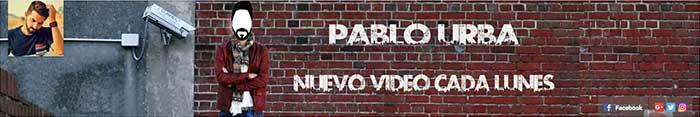 Canales exitosos de YouTube Pablo Urba