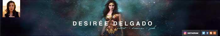 Canales de éxito en YouTube Desiree Delgado