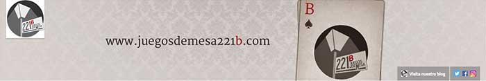 Canales de éxito en YouTube Juegos de Mesa 221B