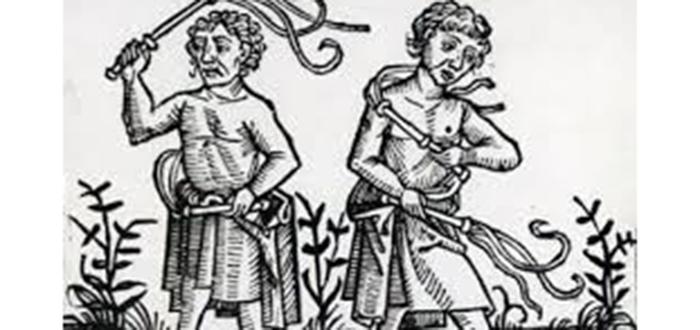 El Movimiento de los Flagelantes: más personajes oscuros del medievo