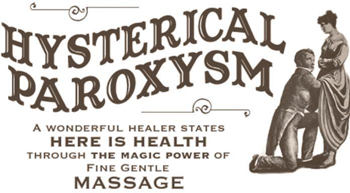 Histeria femenina y su tratamiento con orgasmos