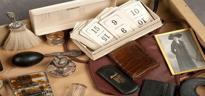 Halladas maletas abandonadas de pacientes de psiquiátricos: ¿qué contenían?
