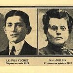 """Henri Désiré Landrú, el """"Barba azul de París"""" asesino en serie"""
