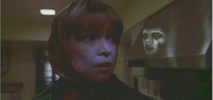 """La espeluznante imagen subliminal que NO viste en """"El Exorcista"""""""