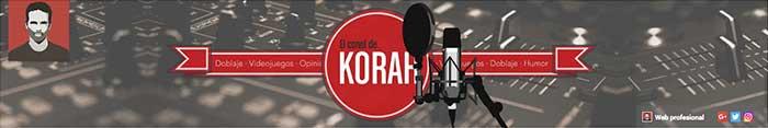 Los mejores canales de YouTube Korah