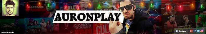 Los mejores canales de YouTube Auronplay