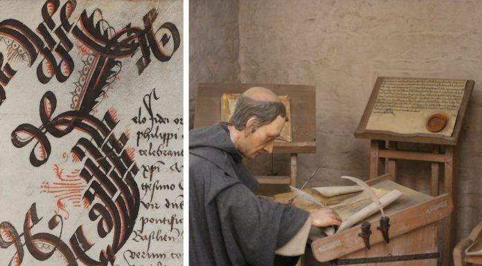 Las maldiciones que protegían las bibliotecas medievales