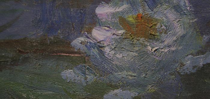 Monet veía algo que la mayoría no puede ver, pero los animales sí