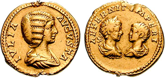 Monedas-Julia-Domna