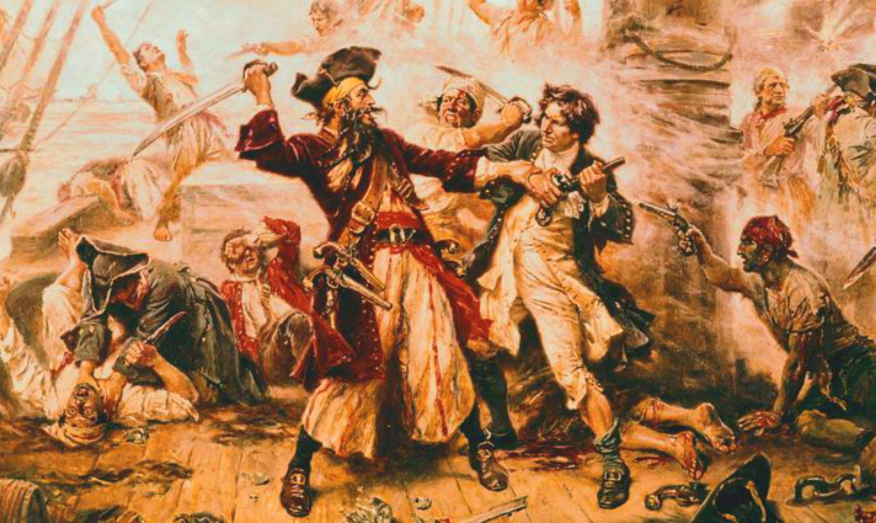 faaf1d25703c Por qué los piratas llevaban pendientes  - Supercurioso