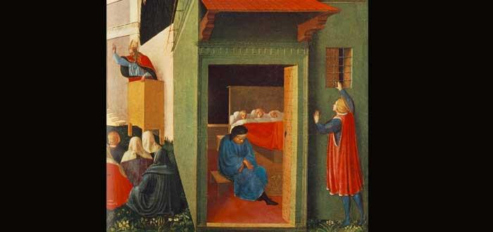 San Nicolás y la dote de las tres vírgenes