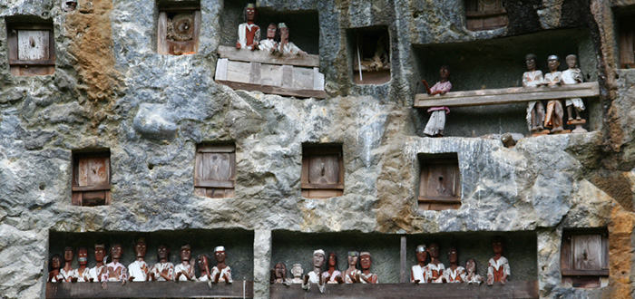 Un rito supercurioso: lo que los Toraja aún hacen en Indonesia