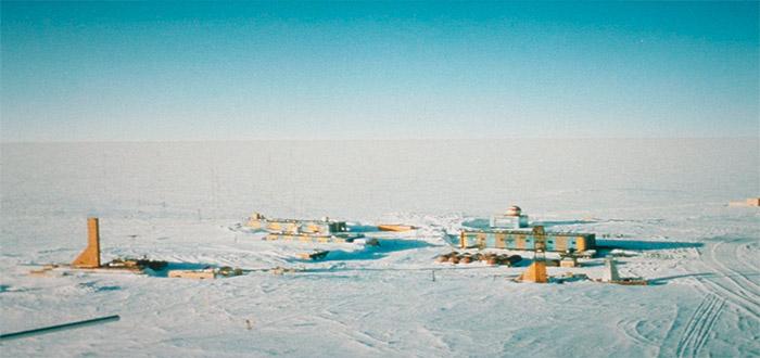 ¡Una nueva forma de vida en la Antártida!
