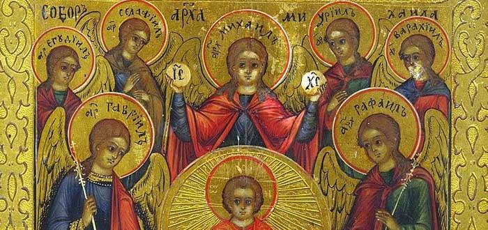 Los 7 arcángeles del libro de Enoc - Supercurioso.com
