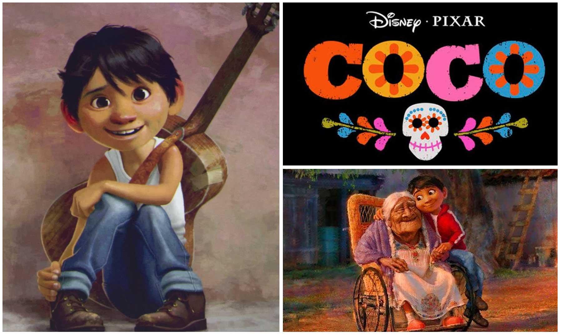 Coco un ni o mexicano ser el nuevo protagonista de pixar for Imagenes de coco