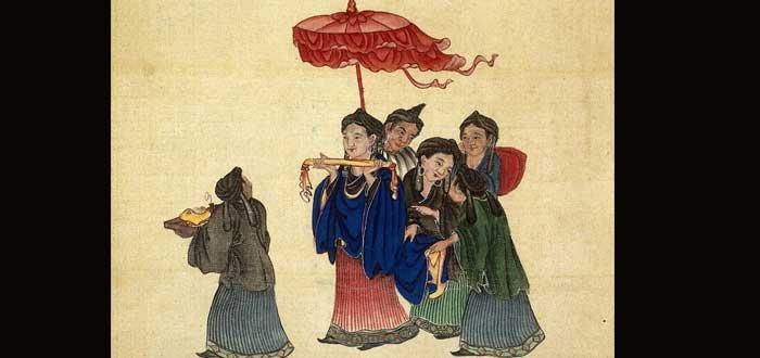 El mítico GU, el más mortífero veneno de China