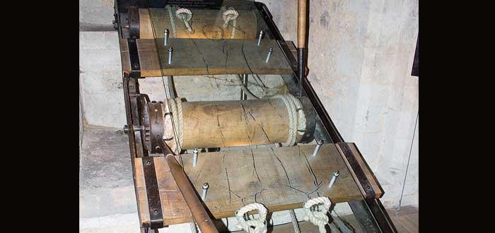 Los 3 métodos de tortura utilizados en la Torre de Londres