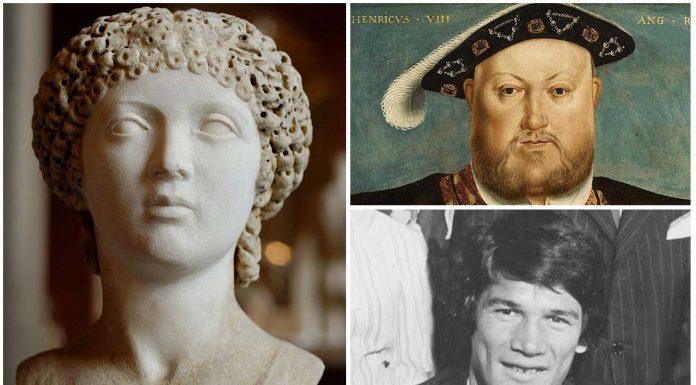 10 personajes históricos que fueron Uxoricidas (asesinos de esposas)