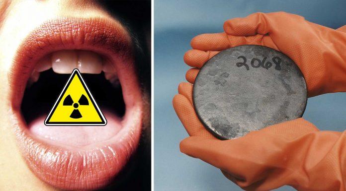 ¿Y si comes uranio? ¿Qué ocurre? ¿Qué sabes sobre este elemento?