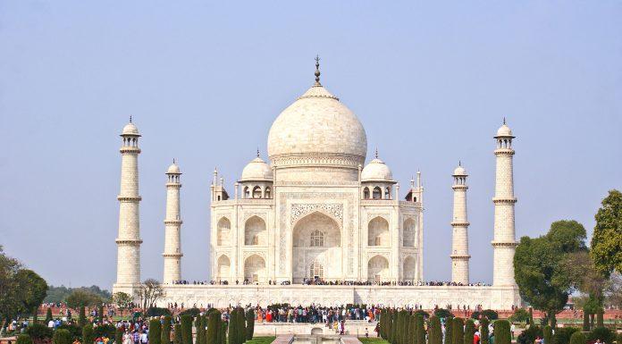 Curiosidades del Taj Mahalal que pocos conocen 3