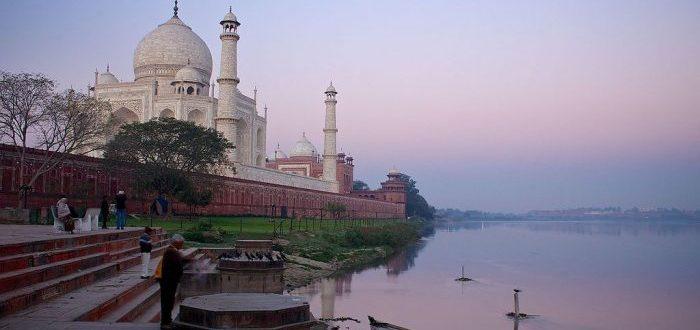 Lugares en La India