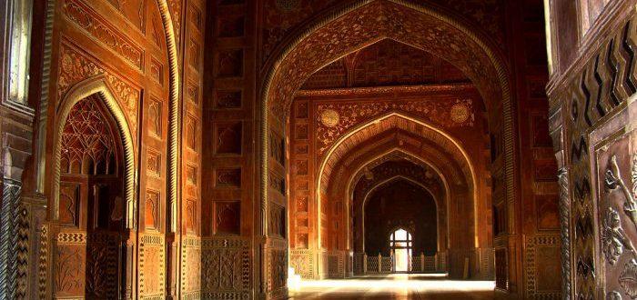 Curiosidades del Taj Mahal
