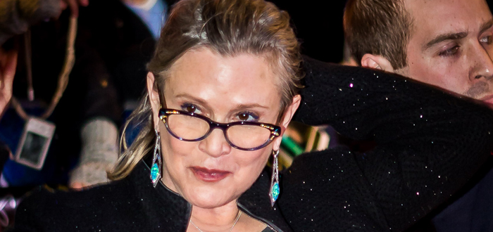 6 Frases Para Recordar A Carrie Fisher Supercurioso