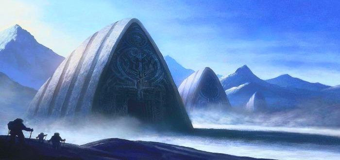 Una misteriosa estructura en la Antártida. ¿Qué es? - Supercurioso