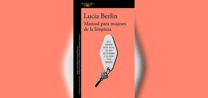 Libros recomendados, manual para mujeres de la limpieza
