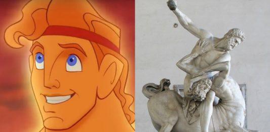 Lo que el Hércules de Disney NO te contó de la versión original