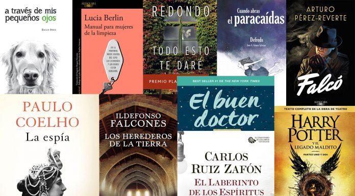 Los 11 libros recomendados del 2016
