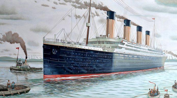 Un incendio pudo ser la causa del hundimiento del titanic