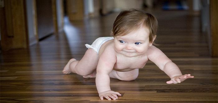 ¿Cómo mejora la vista de los recién nacidos en un año? ¡Este gif es revelador!