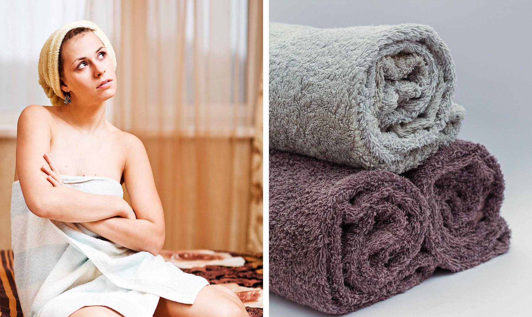 ¿Cada cuánto tiempo deberíamos lavar la toalla de baño?