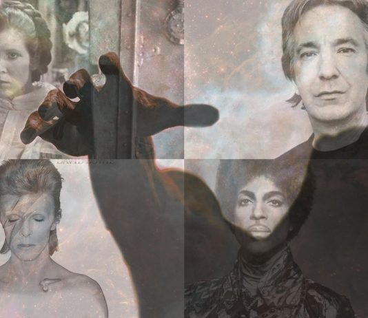 ¿ Murieron en el 2016 tantos famosos como parece?
