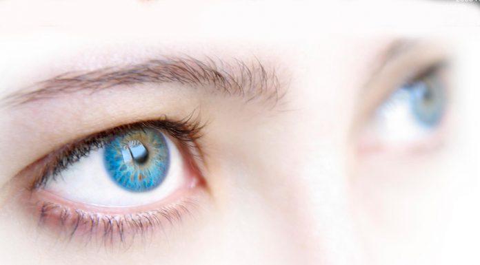 ¿Tienes los ojos azules? En realidad, son marrones