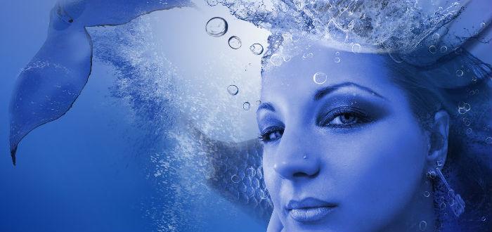 sirena agua