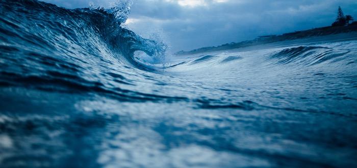 tormenta mar sirena