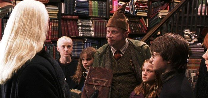 weasley malfoy