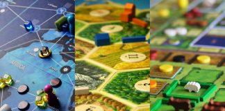 10 Juegos de mesa de estrategia