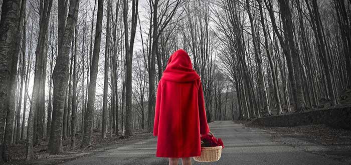 Caperucita roja quería dejar de ser virgen 2