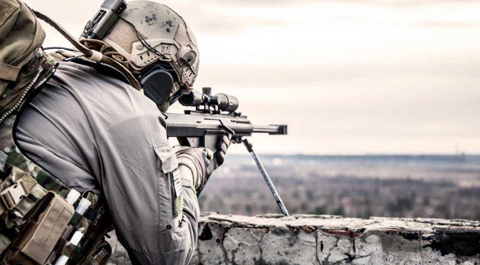 Diario de un francotirador de élite
