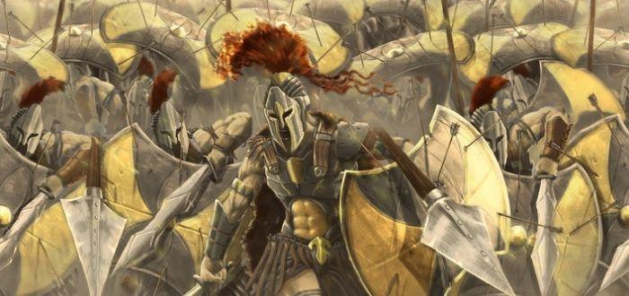 guerreros de Aquiles