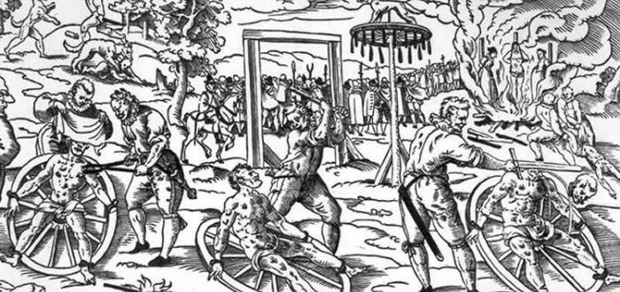 castigos religiosos