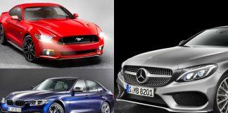 Evolución de los coches