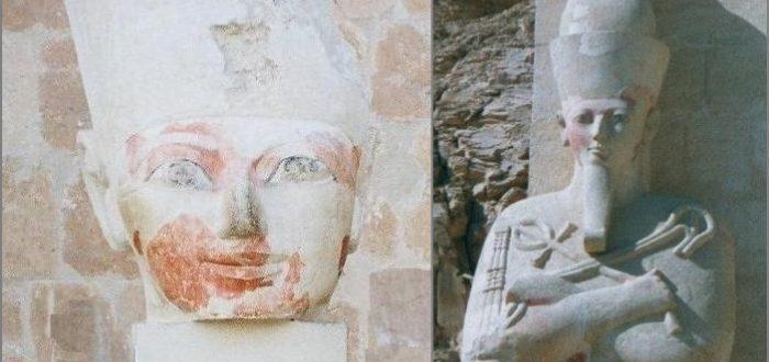 Hatshepsut, la reina que quisieron borrar de la historia