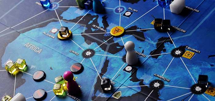 Juegos de mesa, Pandemia